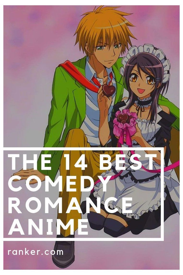 14 Romantic Comedy Anime TV shows anime to