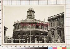 Sheldonian Theatre, Oxford vintage postcard