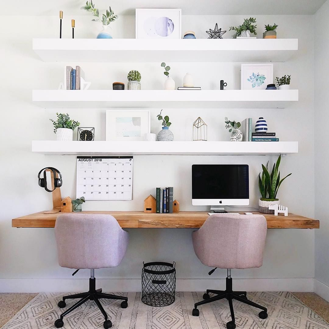 Collection de décorations de bureau avec décoration pour bureau à domicile