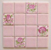azulejos rosa - Azulejos Rosa