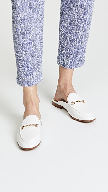 ef06c2b67d07 Linnie Flat Mules - Slide loafer with bit detailing available in an array  of colors.