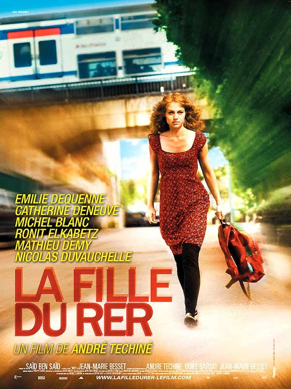 La Fille du RER (2009) - André Téchiné - Émilie Dequenne, Catherine Deneuve, Michel Blanc
