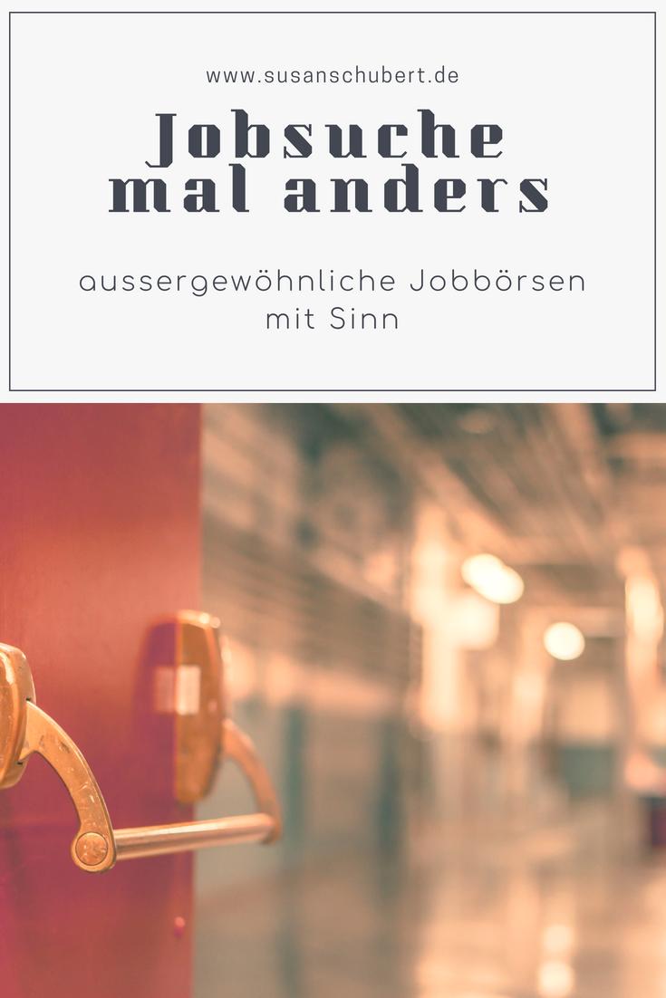 Außergewöhnliche Jobbörsen Für Deine Berufliche Neuorientierung