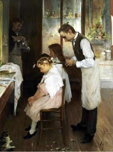 Henry Jules Jean Geoffroy (1853 -1924) – Pintor Francês_10
