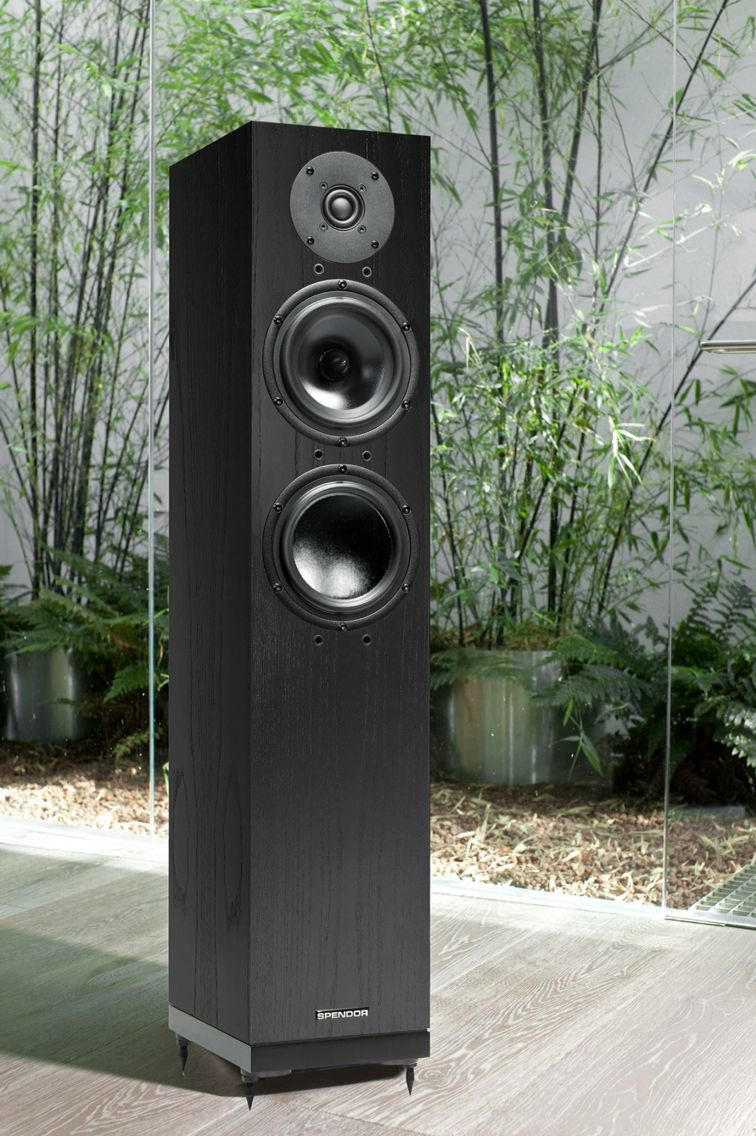 AUDIOPHILE MAN - HIFI NEWS: Spendor A5R speakers  The new Spendor