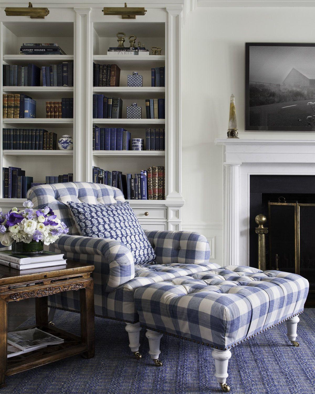 Alexa Hampton posee su propia firma de diseño de interiores en la ...
