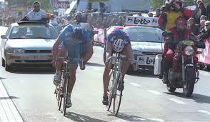 Gent-Wevelgem 1994: Wilfried Peeters.