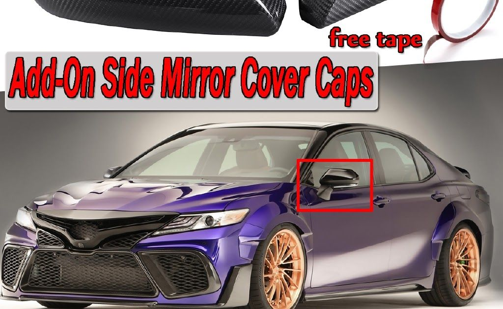 Where To Buy Toyota Camry Side Mirror Cover in 2020