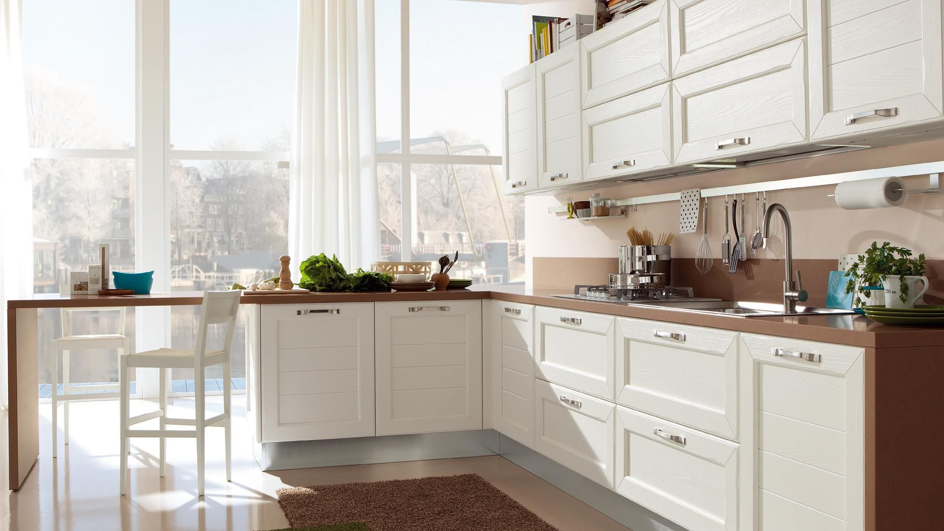 Claudia - Cucine Classiche - Cucine Lube | Kitchen | Pinterest ...