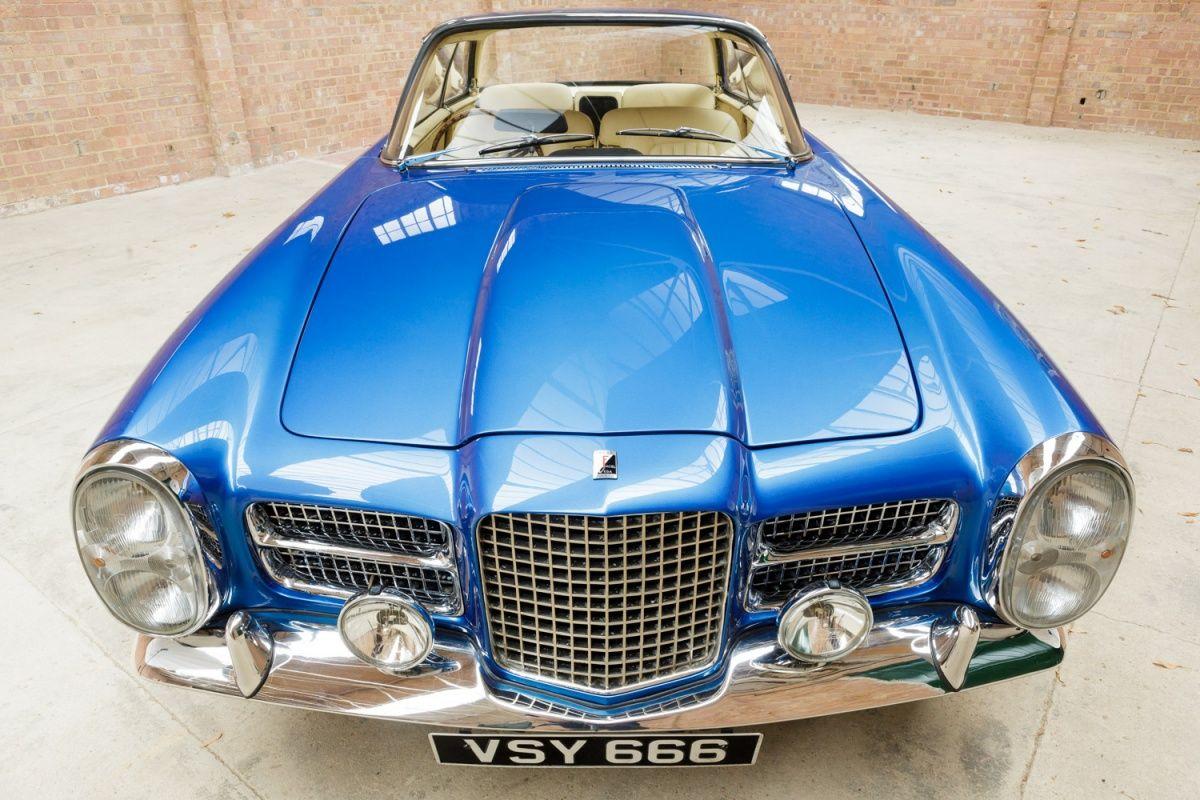 1963 Facel Vega Facel II | Classic Driver Market ✏✏✏✏✏✏✏✏✏✏✏✏✏✏✏✏ IDEE CADEAU / CUTE GIFT IDEA  ☞ http://gabyfeeriefr.tumblr.com/archive ✏✏✏✏✏✏✏✏✏✏✏✏✏✏✏✏