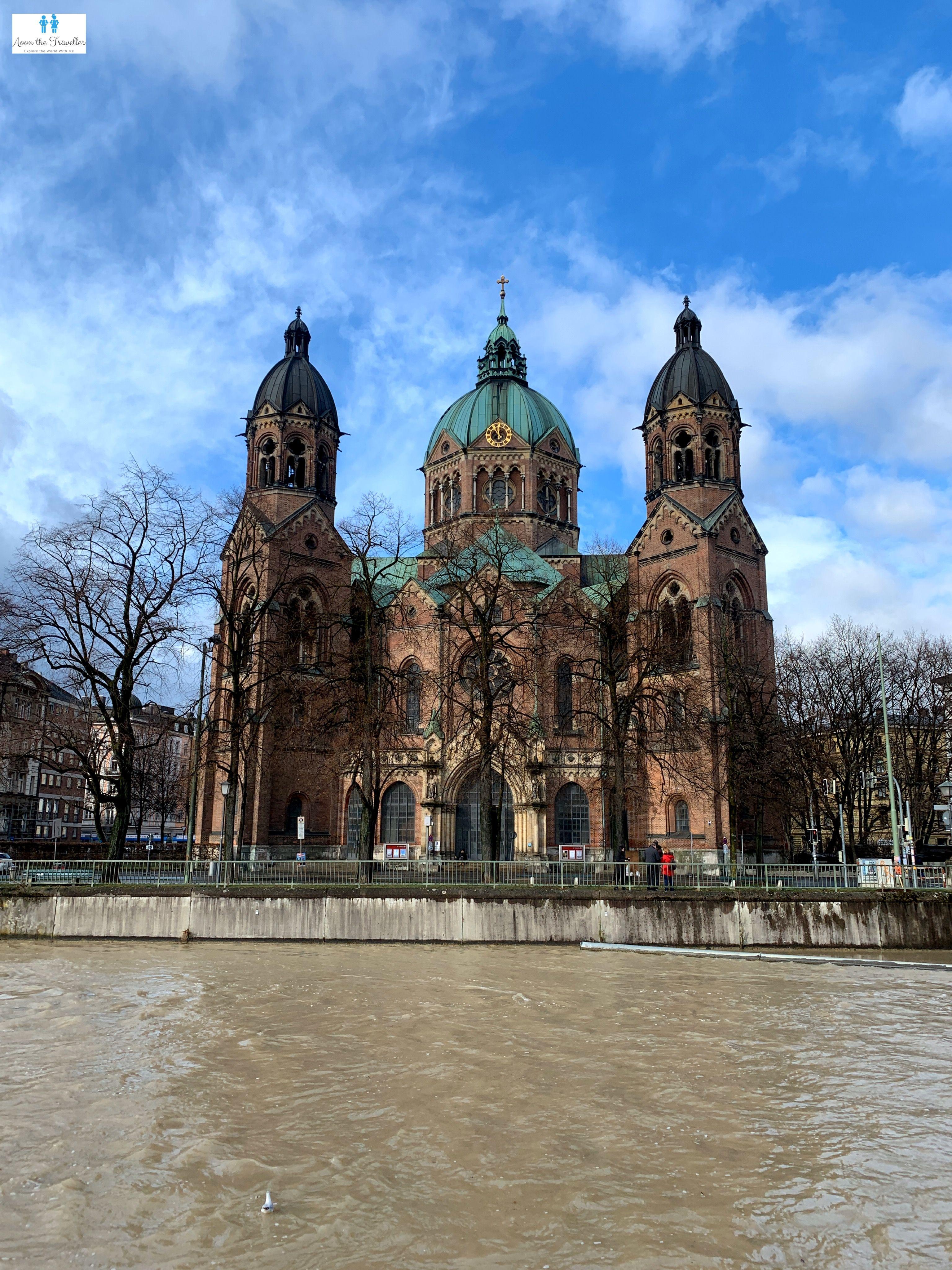 Munich Today !! .. Munich TuesdayMotivation Germany
