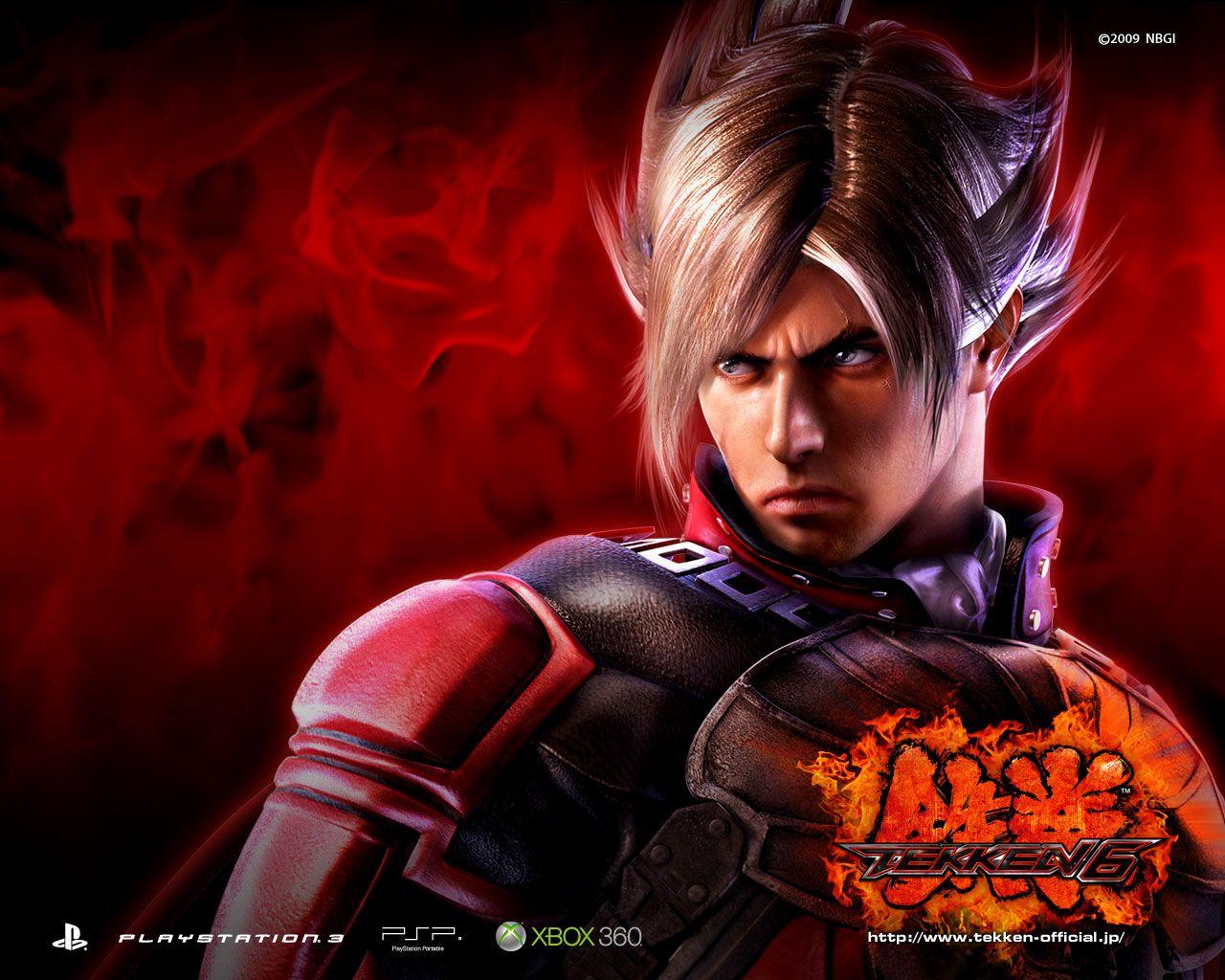 Tekken 6 Lars Wallpaper