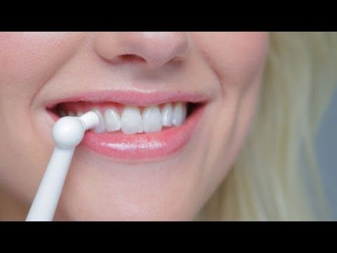 how to smooth a rough tooth