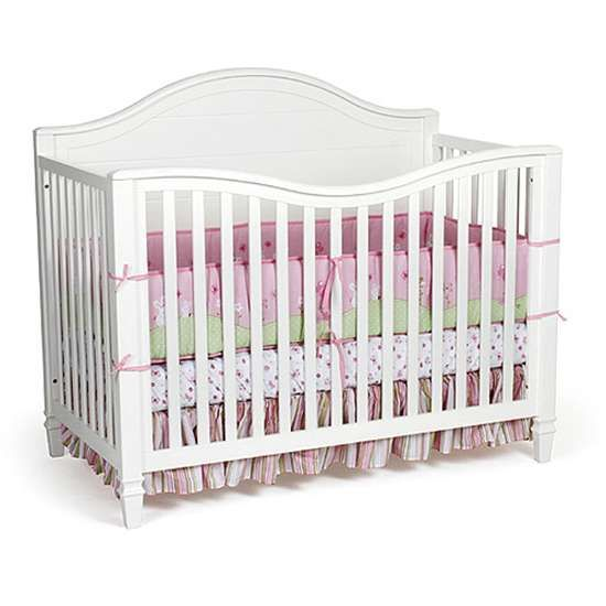 Carters Child Of Mine Sleep Tight 4 In 1 Convertible Crib White Cribs Baby Cribs Convertible Crib White