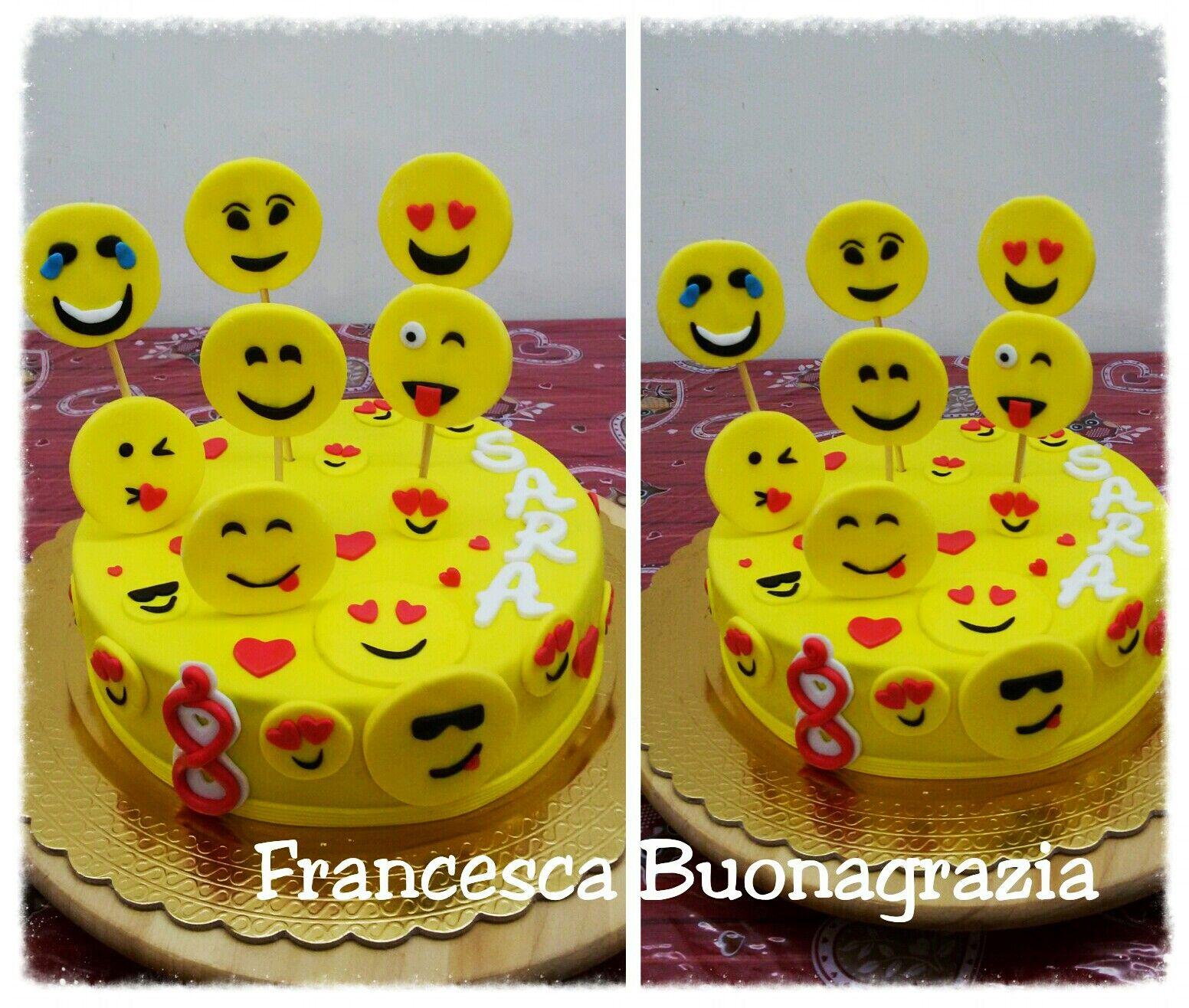 Torta emoticons | Torte