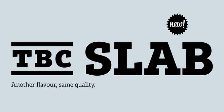 Tabac Slab font download   Fonts   Free fonts download