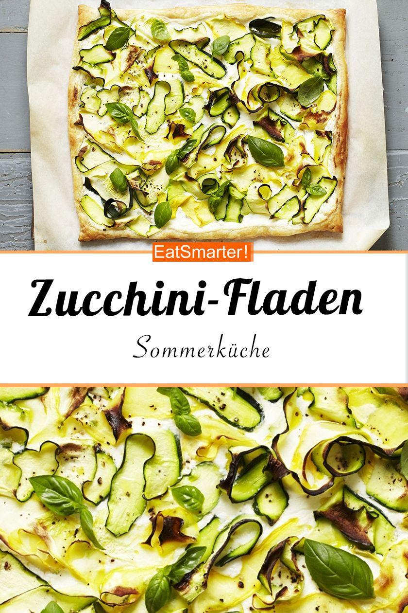 Photo of Zucchini-Fladen
