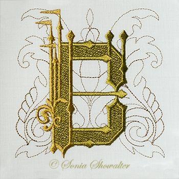 The Citadel Alphabet- B