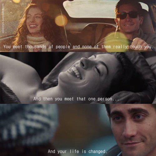 Love Autres Drogues Anne Hathaway Jake Gyllenhaal Movie