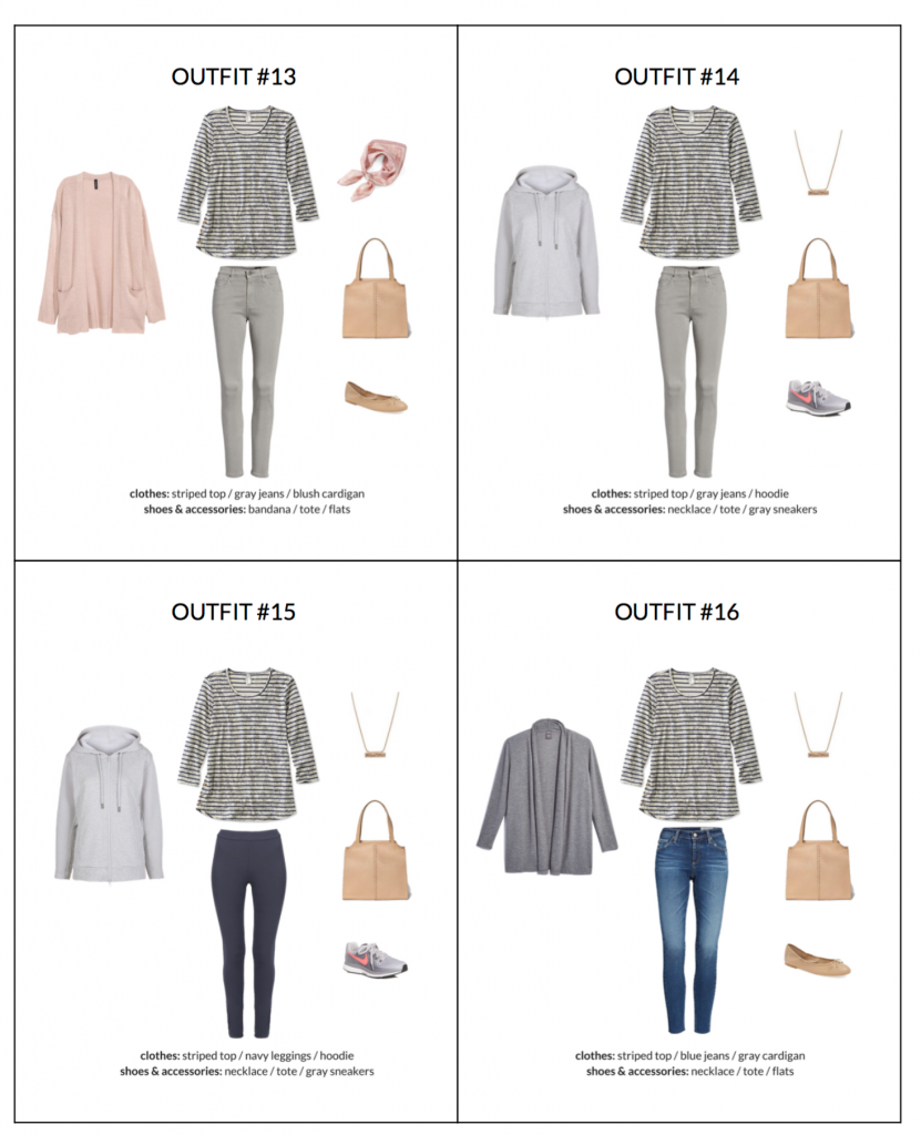 Guardaroba Capsula Cos' The Stay At Home Mom Capsule Wardrobe Spring 2018 Collection In