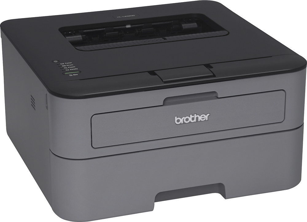 Brother Hl L2320d Black And White Printer Gray Laser Printer Brother Printers Printer
