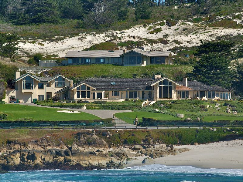17 Mile Drive Carmel Cute House House Styles Mansions