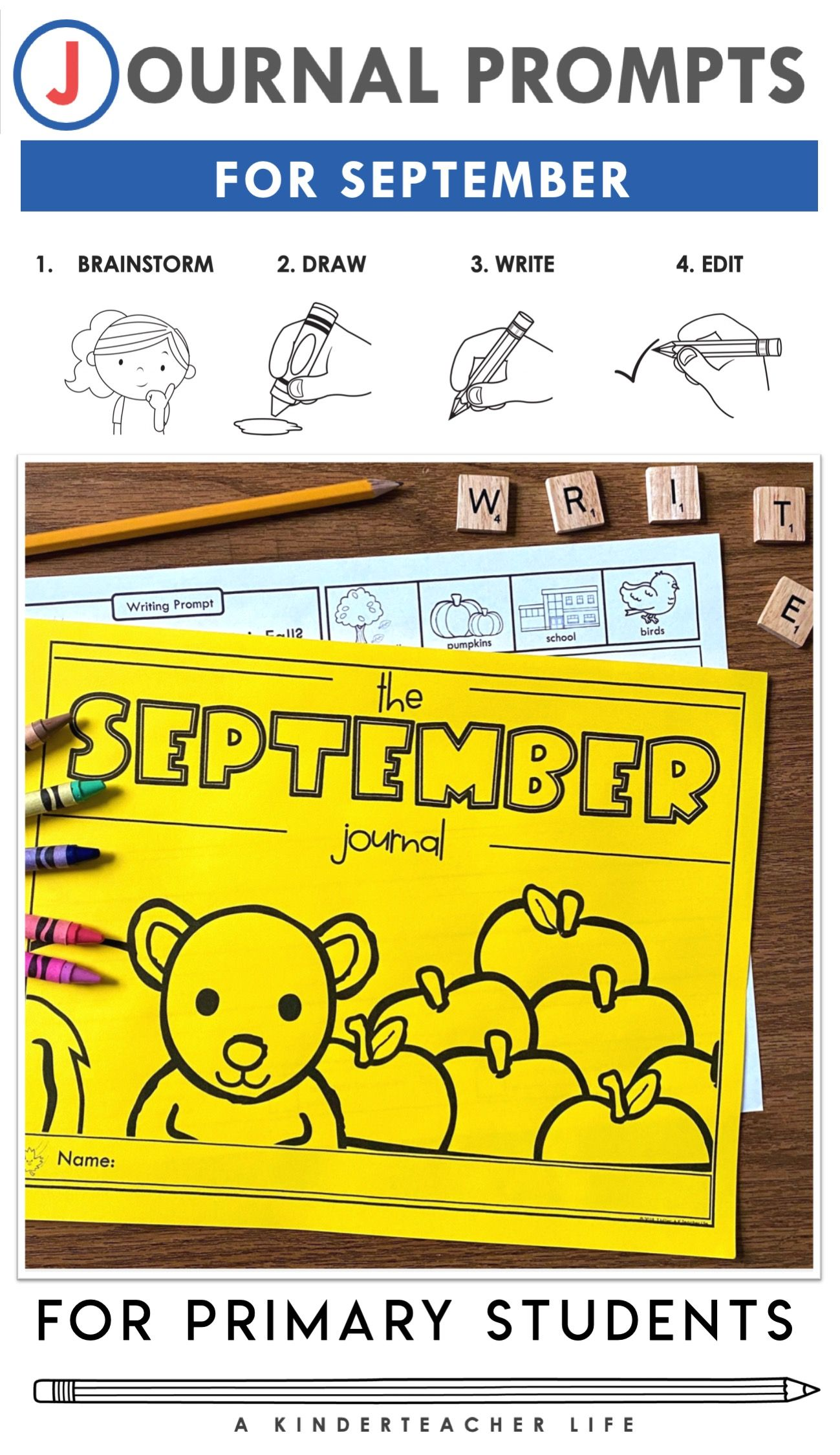 September Journal Prompts In
