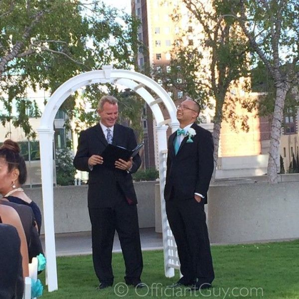 Top 7 Reasons Why You Shouldn T Ask A Friend To Officiate Wedding Minister Wedding Officiant Wedding Preparation