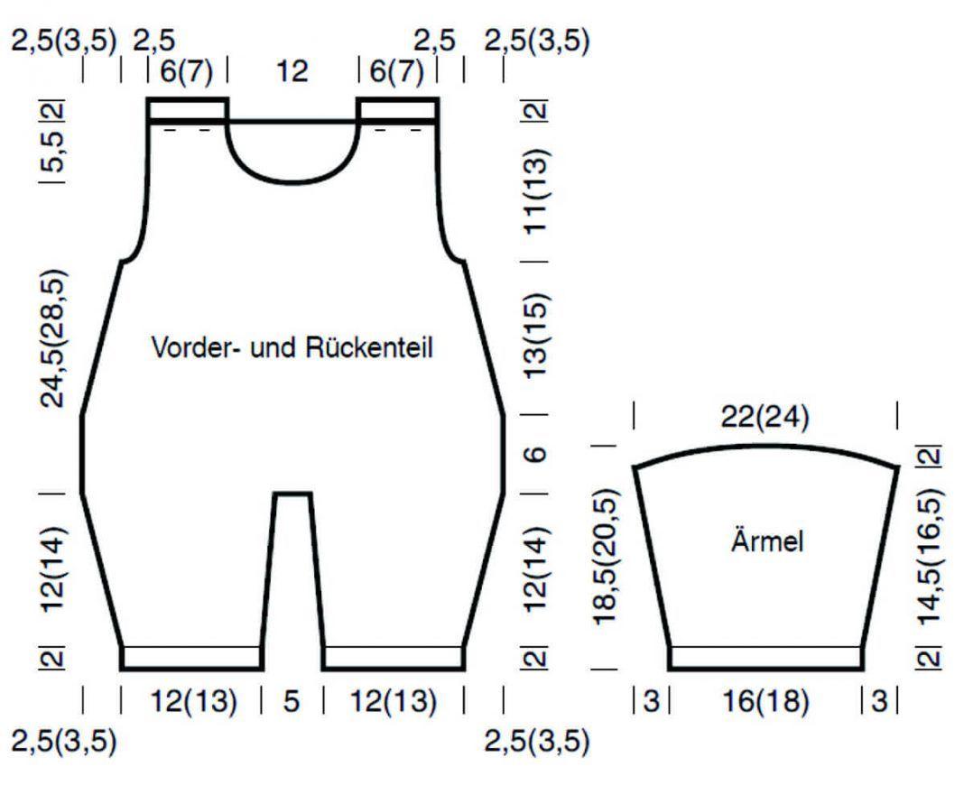 Photo of Baby-Strampler – kostenlose Strickanleitung