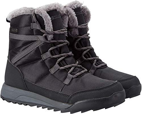 Photo of Enjoy exclusive for Mountain Warehouse Leisure Womens Snow Boots – Warm Winter Shoes online – Thetrendyclothes