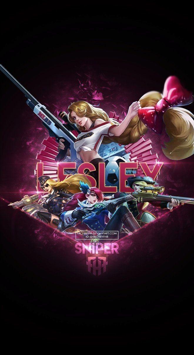 Sniper Mobile Legend Wallpaper, Iphone Wallpaper, Mobile Legends, Bang  Bang, Final Fantasy