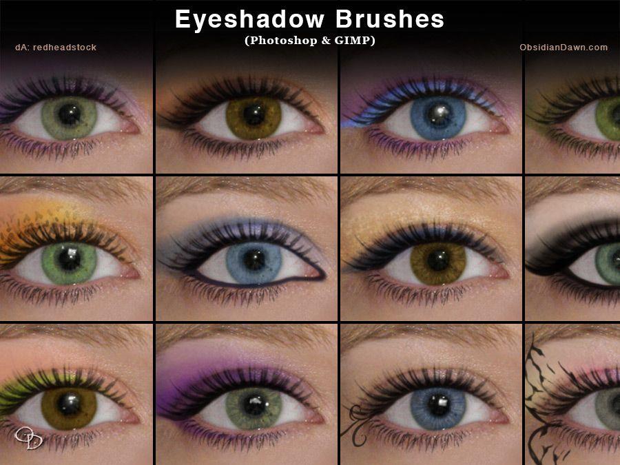 Adobe Photoshop Eyelash Brushes Download Maillost