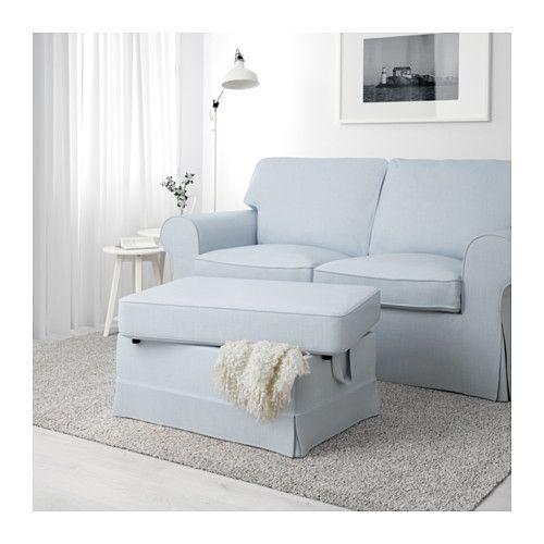 EKTORP Nordvalla light blue - IKEA   home decor favorites ...