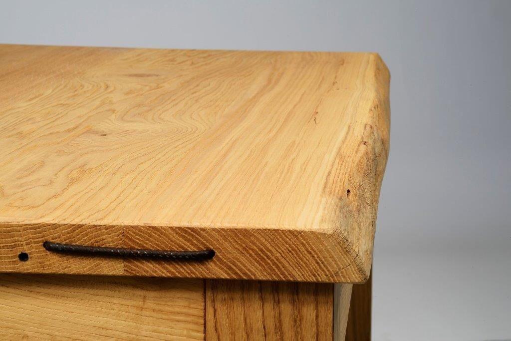 Tavolo Noce ~ Www.cordelsrl.com #tavolo #legno #effetto corteccia # tavoli fissi