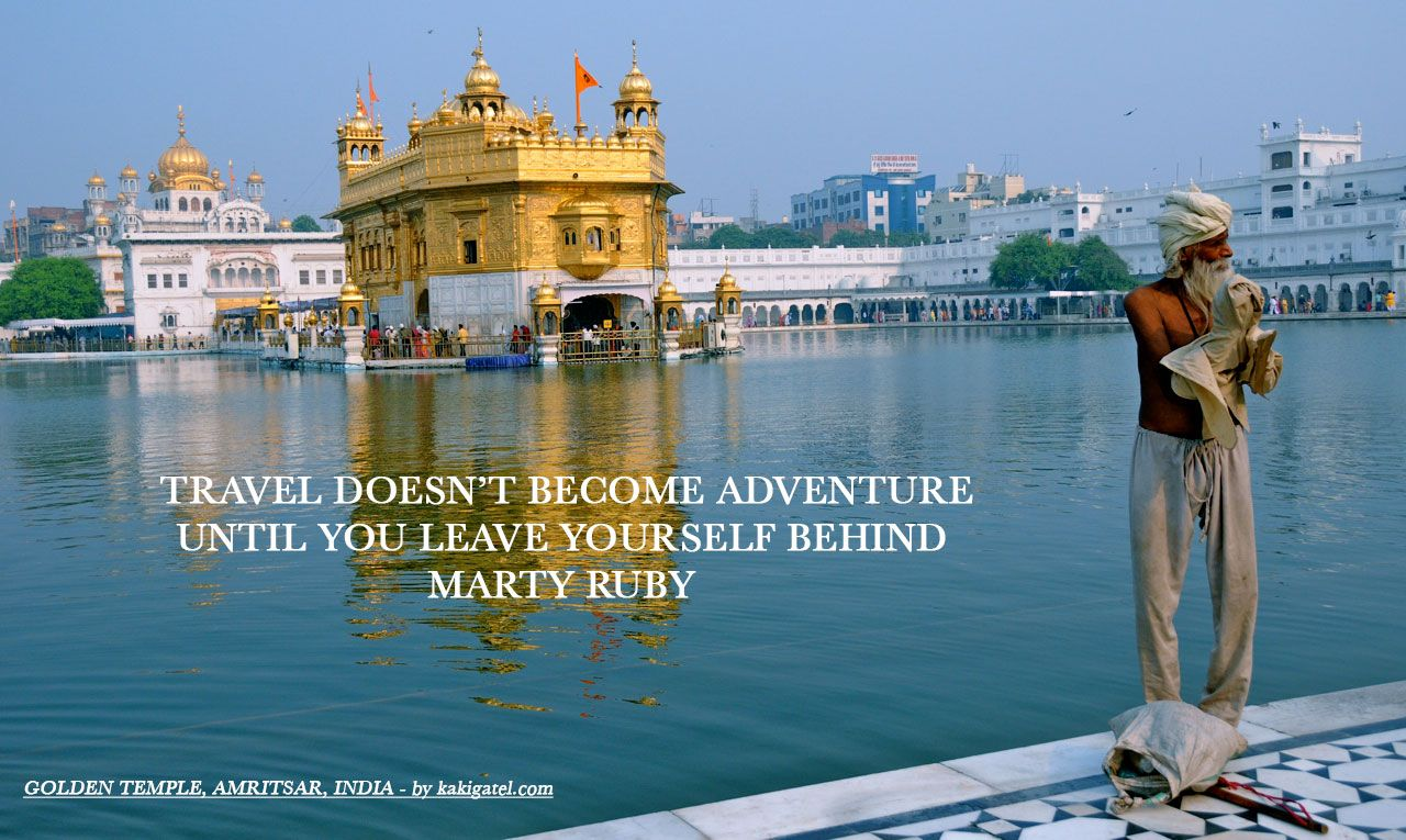how to get to golden temple