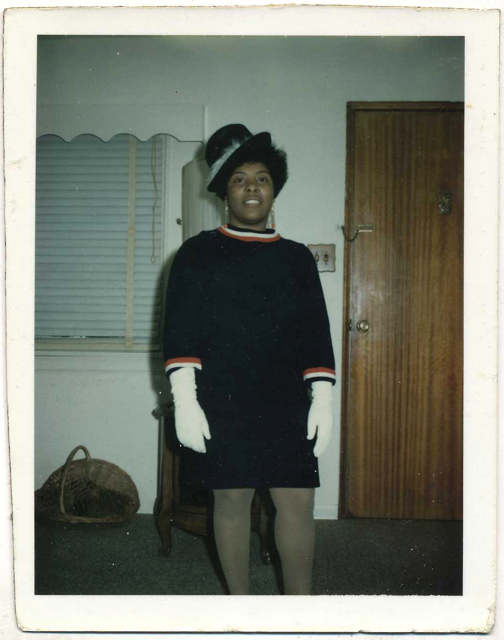 13 VINTAGE POLAROID PICTURES - AFRICAN AMERICAN PEOPLE 1970s & 80s ...