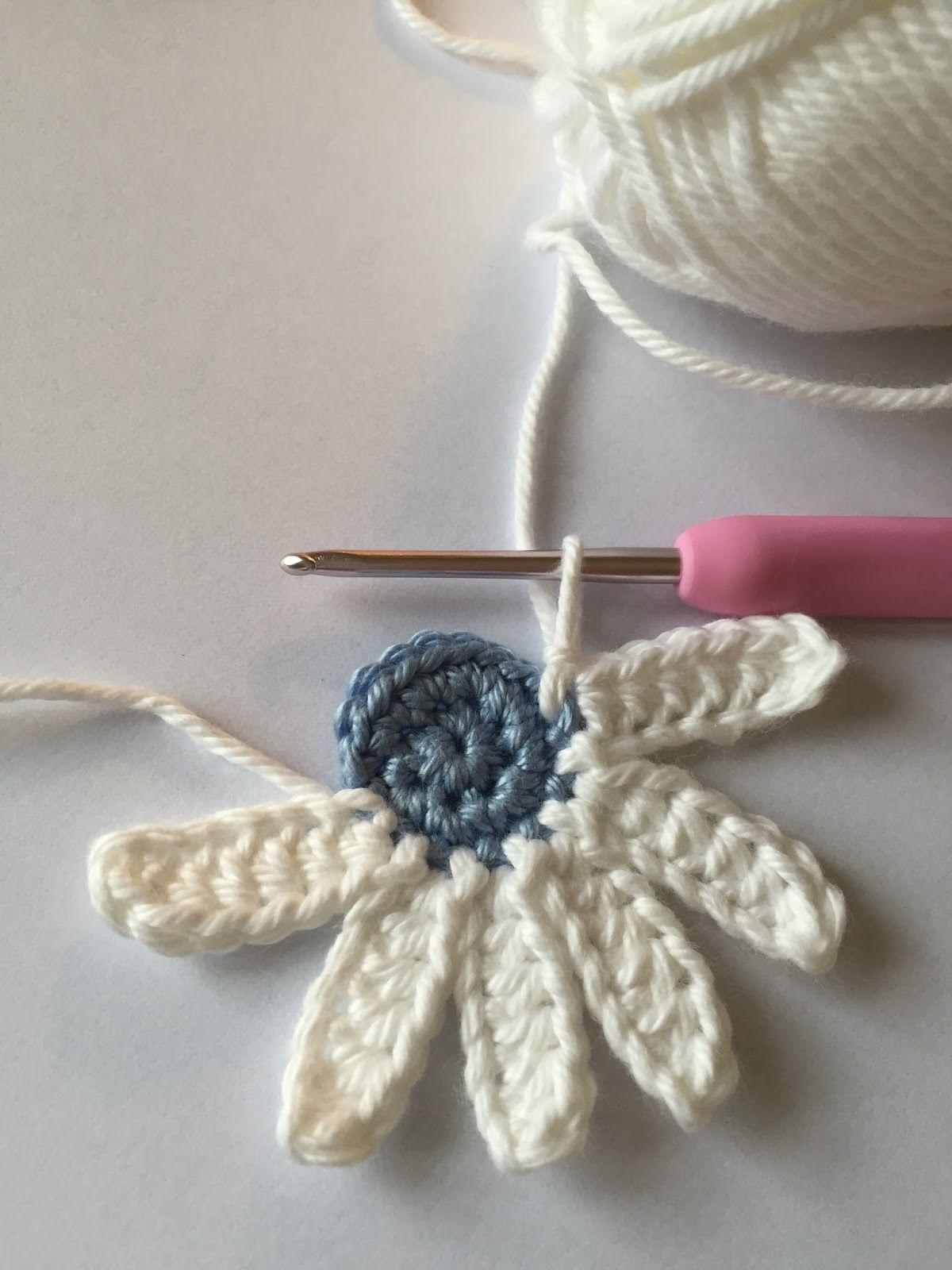 Just Pootling   Crochet   Pinterest   Häkeln, Blumen häkeln und ...