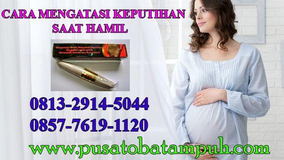 Obat alami keputihan pada wanita saat hamil, Cara ...