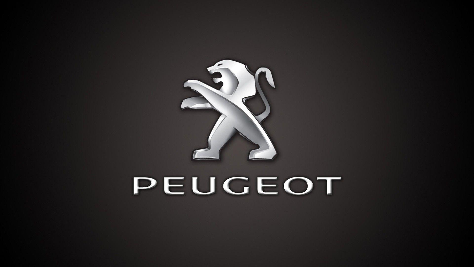 peugeot steel lion logo wallpaper 2 thiet ke ung