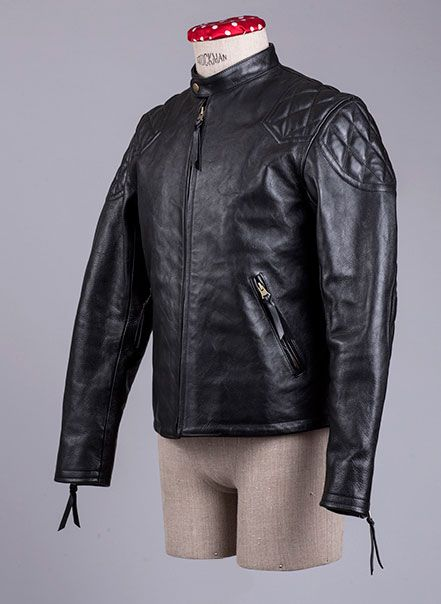 af0d1be1cd55 Les Motocyclettistes - blouson charade   Apparel   Pinterest   Charades