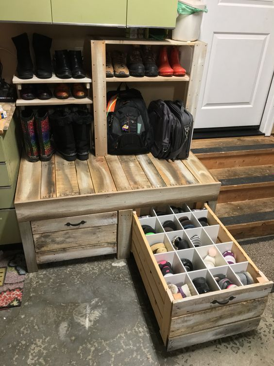 10 Inspired Diy Garage Storage Project And Organization Using A