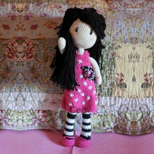 Gorjuss (Patrones Amigurumi)   Amigurumi patterns, Crochet and Dolls