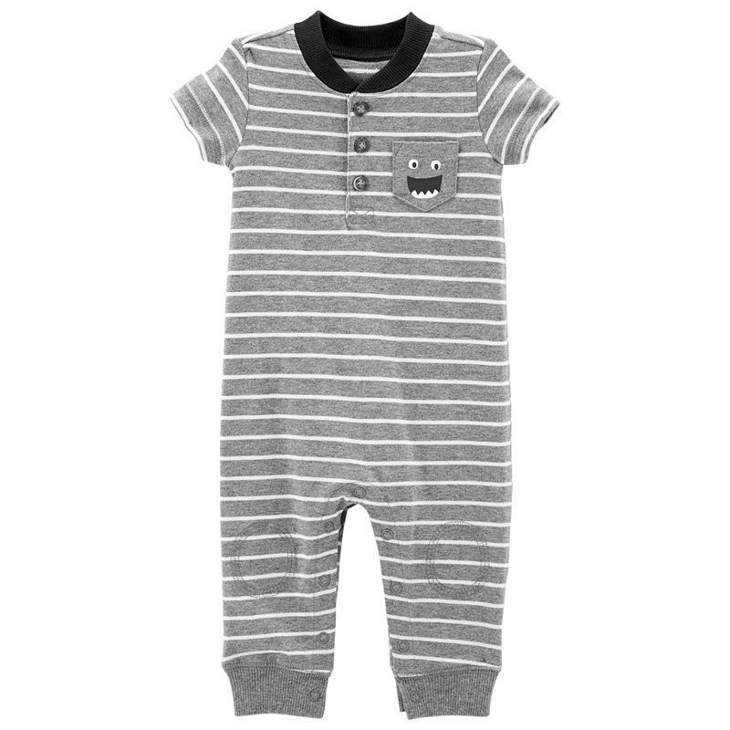 1602d3b79 Carter's Short Sleeve Jumpsuit - Baby | Products | Carters baby ...