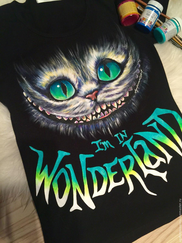 Кот на футболке своими руками фото 628