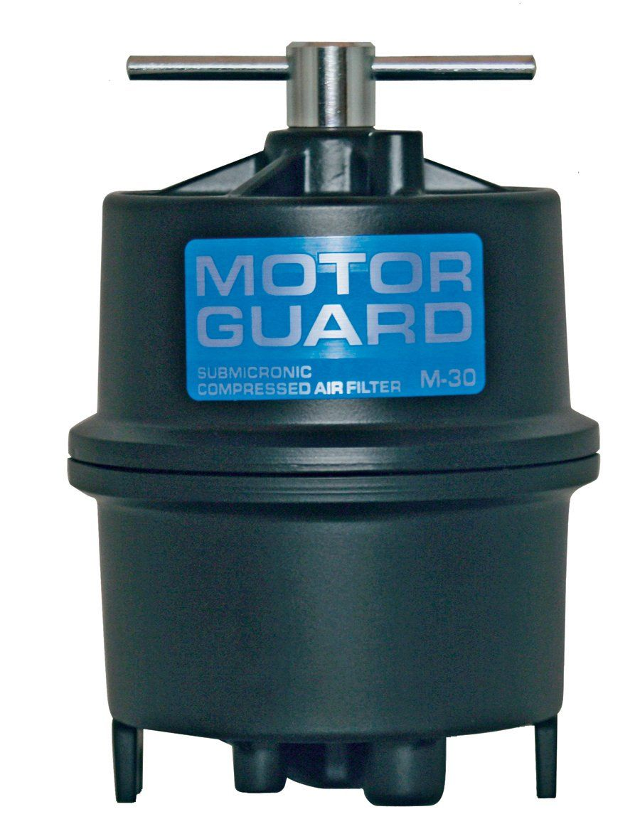 Motor Guard M30 1/4 NPT Submicronic Compressed Air Filter