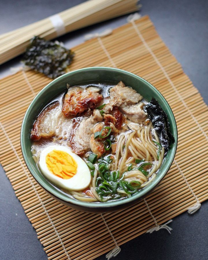 DIY-Ramen-Suppe #foodfriday
