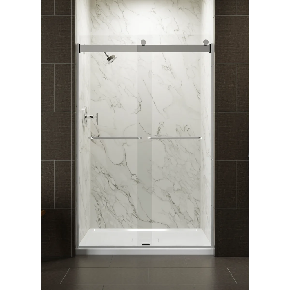 Kohler K 706014 L In 2020 Shower Doors Frameless Sliding Shower