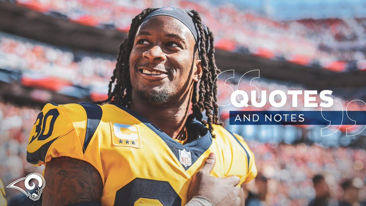 Todd Gurley Yaaay Gorams Quotes And Notes Todd Gurley Chapter