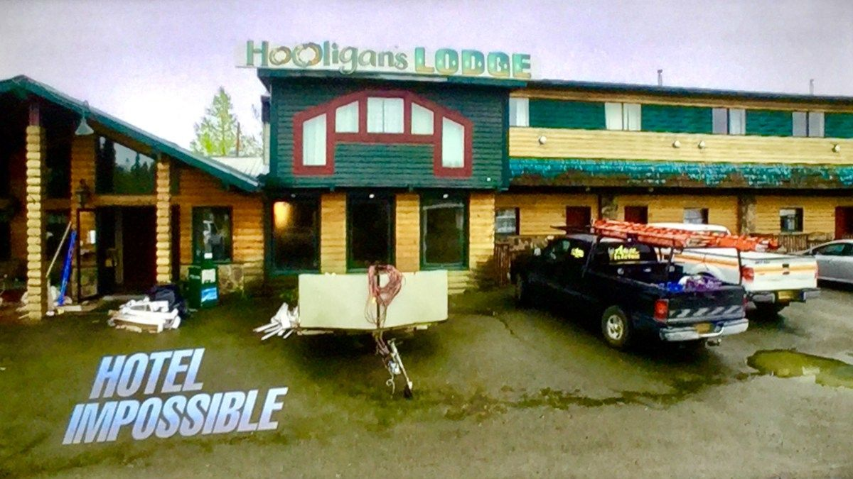 Hotel Impossible Recap S8 Ep4 On The Couch Soldotna Alaska