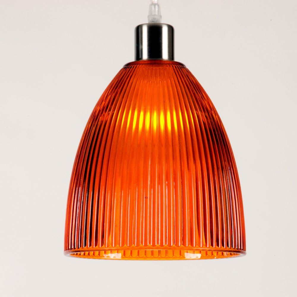 Orange Pendant Light - Google Search